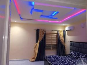 3 bedroom Terraced Duplex House for shortlet General paint road  Off Lekki-Epe Expressway Ajah Lagos