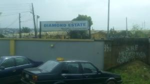 3 bedroom House for sale along lasu road isheri idimu.diamond estate Egbeda Alimosho Lagos