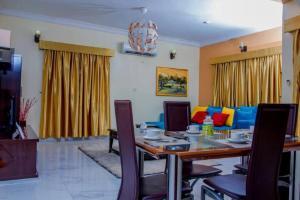 3 bedroom Terraced Duplex House for shortlet Lekki Gardens estate Ajah Lagos