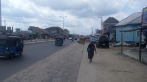 Commercial Land Land for sale Along The Road Ada George Port Harcourt Rivers