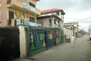 Commercial Property for sale western avenue,by abarti barracks, Western Avenue Surulere Lagos