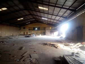 Warehouse Commercial Property for rent Abule Pan, Before Eleko Junction Ibeju-Lekki Lagos