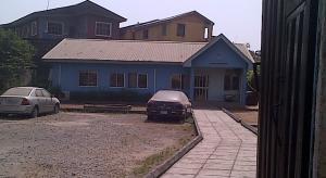 House for sale Commercial Avenue  Yaba Yaba Lagos