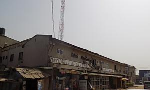 Commercial Property for sale Ago Palace  way Okota Isolo Lagos