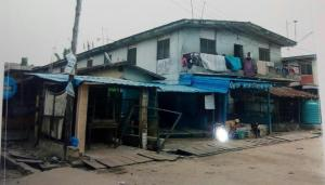 House for sale Chemist street Alaba Ojo Lagos