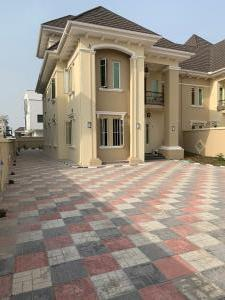 6 bedroom Semi Detached Duplex House for rent Pinnock beach luxury estate Osapa london Lekki Lagos