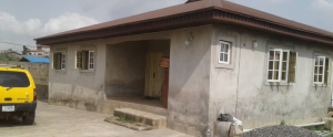 4 bedroom Terraced Bungalow House for sale  Denro Road, Akute Area,  Abeokuta Ogun