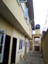 3 bedroom Semi Detached Duplex House for rent Nuru oniwo street off agbonyi by adelabu Adelabu Surulere Lagos