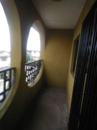 3 bedroom Flat / Apartment for rent Chief natuf street off Babs anmashaun street bode Thomas Bode Thomas Surulere Lagos