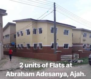 3 bedroom Flat / Apartment for sale Abraham adesanya estate Ajah Lagos