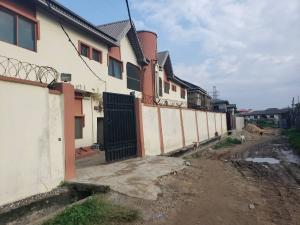 3 bedroom Shared Apartment Flat / Apartment for rent Before Power line Soluyi Gbagada Lagos