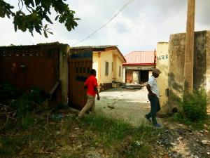 Detached Bungalow House for sale Oke-Afa Isolo Lagos