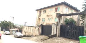 3 bedroom Blocks of Flats House for rent Harmony estate gbagada Ifako-gbagada Gbagada Lagos
