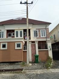 3 bedroom Semi Detached Duplex House for rent SPG Idado Lekki Lagos