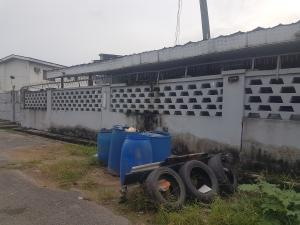Detached Bungalow House for sale Within an Estate  Adeniran Ogunsanya Surulere Lagos
