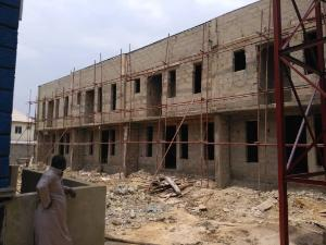 3 bedroom Terraced Duplex House for sale . Sangotedo Ajah Lagos
