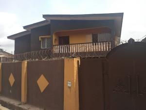 3 bedroom Blocks of Flats House for sale Giwa Oke aro Iju Lagos