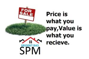 Serviced Residential Land Land for sale FEDERAL HOUSING ESTATE,AGIP PHC Port Harcourt Rivers