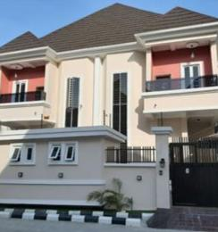 4 bedroom Semi Detached Duplex House for rent Chevron Alternative Drive , Chevron Drive, Lekki chevron Lekki Lagos