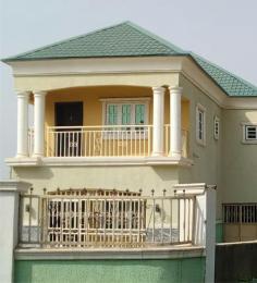 6 bedroom Semi Detached Duplex House for sale  Army scale estate FCDA kubwa,Abuja Kubwa Abuja