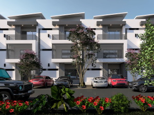 4 bedroom Terraced Duplex House for sale Kafe District Life Camp Abuja