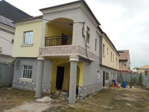 4 bedroom Detached Duplex House for sale Off Ago Palace Way  Ago palace Okota Lagos