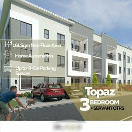 3 bedroom Blocks of Flats House for sale Life Camp Abuja