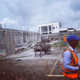 4 bedroom Terraced Duplex House for sale Vintage Estate opposite Crown Estate Majek Sangotedo Lagos