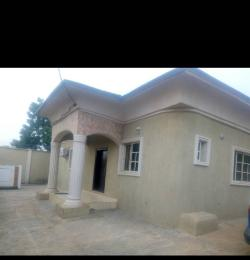 4 bedroom Terraced Bungalow House for sale at aho estate, behind University ibadan Ajibode area Akinyele Oyo