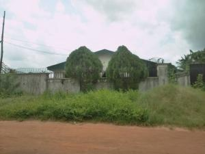 4 bedroom Detached Bungalow House for sale St. Saviour off Upper Sakpoba, just 4 pole away from the major road  Oredo Edo