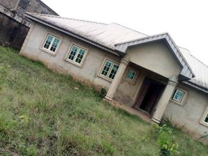 4 bedroom Detached Bungalow House for sale Off Lagos Ibadan Expressway; Behind MFM Magboro Obafemi Owode Ogun