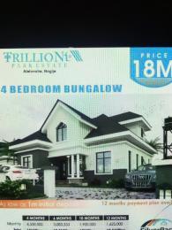 Detached Bungalow House for sale Alatunshe Bogije  Alatise Ibeju-Lekki Lagos