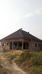 4 bedroom Detached Bungalow House for sale Arogun Bus stop, Ofada Road, Mowe Obafemi Owode Ogun