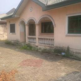 4 bedroom Terraced Bungalow House for sale Iwofe road  Rumolumeni Port Harcourt Rivers