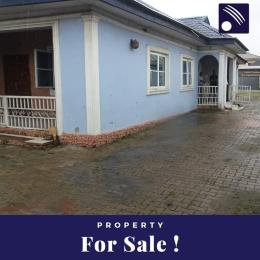 4 bedroom Detached Bungalow House for sale Rumuagholu Obia-Akpor Port Harcourt Rivers