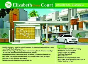 4 bedroom Terraced Duplex House for sale . Magodo GRA Phase 2 Kosofe/Ikosi Lagos - 1