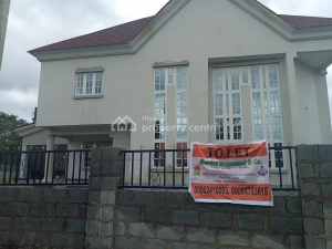4 bedroom Detached Duplex House for rent Sunshine Estate. Wumba Abuja