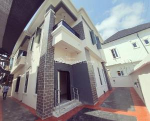Detached Duplex House for sale .... chevron Lekki Lagos