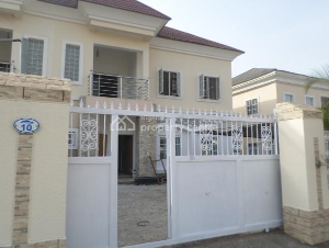 4 bedroom House for rent   Mabushi Abuja
