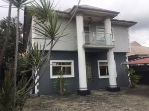 4 bedroom Detached Duplex House for sale Before Abraham Adesanya round about Thomas estate Ajah Lagos