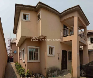 4 bedroom Detached Duplex House for rent - Ilaje Ajah Lagos