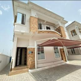 4 bedroom Detached Duplex House for sale Lekki Lagos