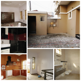 4 bedroom Semi Detached Duplex House for rent ShopRite Road Osapa london Lekki Lagos