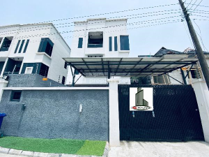 4 bedroom Detached Duplex House for rent Osapa   Osapa london Lekki Lagos