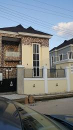 4 bedroom House for sale peninsula garden estate, along lekki-epe expressway Sangotedo Ajah Lagos - 0