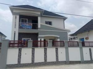Detached Duplex House for sale Georgeous Cole Estate OGBA GRA Ogba Lagos
