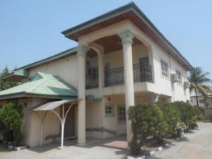 4 bedroom Detached Duplex House for sale Ganaka street Gwarinpa Abuja