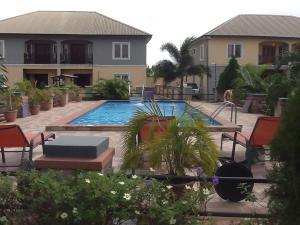 4 bedroom Detached Duplex House for rent King's court estate Iyanganku Ibadan Oyo