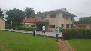 Detached Duplex House for rent Off bourdillon  Old Ikoyi Ikoyi Lagos