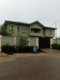 Detached Duplex House for sale Close to cement bus stop Cement Agege Lagos